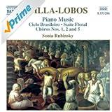 Villa-Lobos: Piano Music, Vol. 3 (Circlo Brasileiro / Choros Nos. 1, 2 And 5)