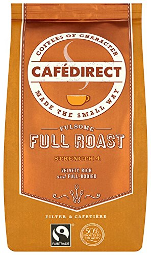 Cafédirect Fairtrade Roast Ground Coffee  Cafédirect Fairtrade Roast Ground Coffee 51KjNDmGSwL