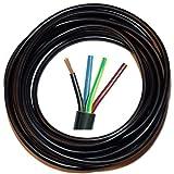 7m Neopren Kabel für Klimaanlage 4x1-5mm² Klimagerät Verlängerungskabel
