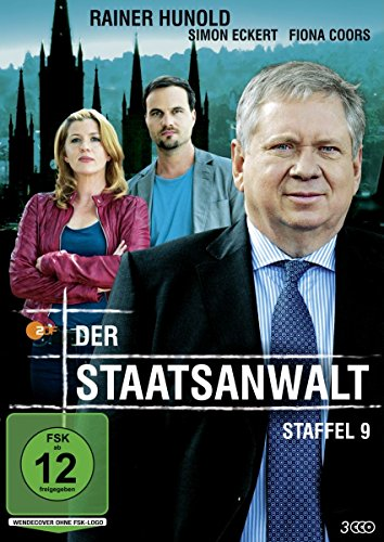 Bild von Der Staatsanwalt - Staffel 9 (3 DVDs)