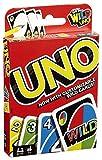Mattel Uno Originale Gioco di Carte da Gioco, Multi