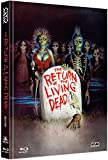Return of the living Dead - Ultimate Edition [3 Blu-Ray] - uncut - auf 999 limitiertes Mediabook