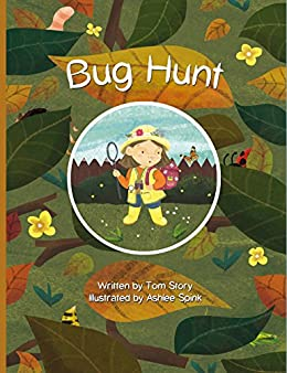 Bug Hunt (Sprites Book 1) (English Edition) de [Story, Tom