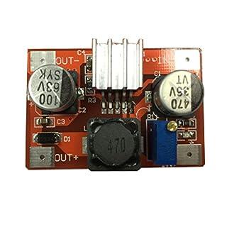 Minzhi LM2577 DC-DC-Booster-Modul Adjustable Step-up Boost-Power Converter 5V bis 12V 5V 12V bis 24V Regulator