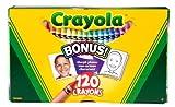 Crayola Llc Fr-her Binney & Smith BIN526920 Non Peggable Wachsmalstifte 120CT