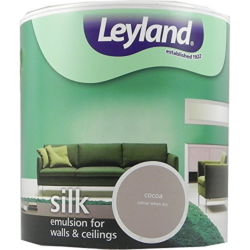 leyland-paint-water-based-interior-vinyl-silk-emulsion-cocoa-25-litre