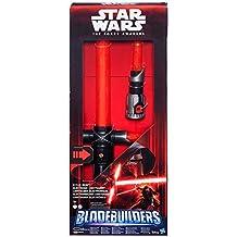 Espada sable láser extensible Kylo Ren. Star Wars Episodio VII. HASBRO