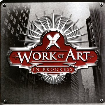 Work of Art: In Progress (Audio CD)