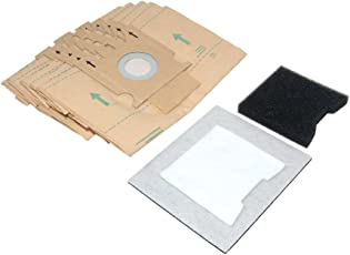 Hoover 09178286 H30 Plus Vacuum Cleaner High Filtration Dust Bags