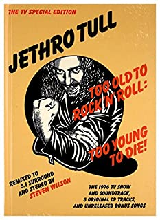 Too Old to Rock 'N' Roll, Too Young to Die! (B0155YD1YC) | Amazon Products