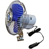 Automotive - Ventilador para coche con enganche (12 V)