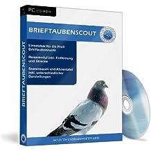 Brieftaubenscout Züchterversion, CD-ROM Effiziente Brieftaubenverwaltung. Inkl. Reiseplan & Züchterergebnisse. Für Windows 98/ME/2000/XP