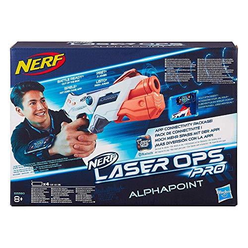 Nerf Laser Ops Alphapoint - Jeu de laser
