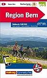 Region Bern Velokarte Nr. 9: 1:60 000, matt laminiert, Free Map on Smartphone included (Kümmerly+Frey Velokarten) -