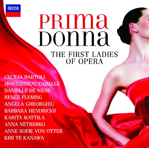 Prima Donna - The First Ladies...