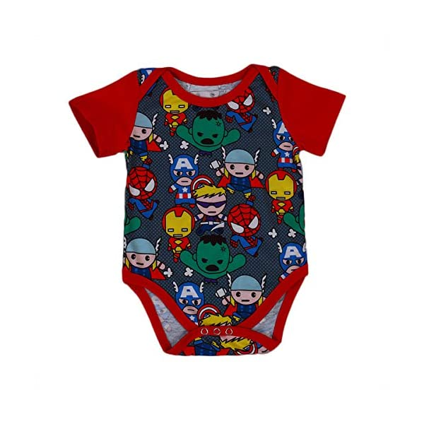 Ropa Bebe NiñA Verano Moda ReciéN Nacido Bebé NiñO NiñA AlgodóN Mono Mono Traje NiñOs Ropa De Dibujos Animados Vestido… 1