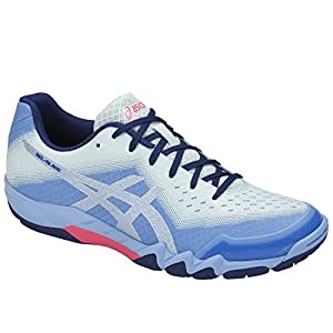 51KjXcauTOL. SS300  - ASICS Women's Gel-Blade 6 Squash Shoes