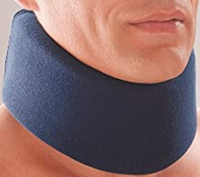 Flexible C1 Neck Brace - Height 6.5 cm by Thuasne