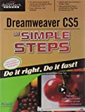 Dreamweaver CS5 in Simple Steps [Paperback] [Mar 17, 2011] Kogent Learning Solutions Inc. [Paperback] [Jan 01, 2017] Kogent Learning Solutions Inc.