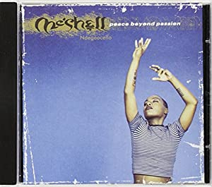 Meshell Ndegeocello -  Peace Beyond passion