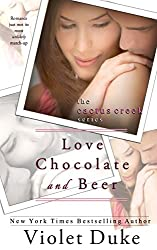 Love, Chocolate, and Beer (Cactus Creek Book 1) (English Edition)