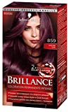 Schwarzkopf - Brillance - Coloration Cheveux Permanente Intense - Violine Soie 859