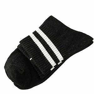Tosonse Hip Hop Unisex Kreative Harajuku Letter Athletic Socks Damensocken Cotton Skateboard Sock Bequeme Socken