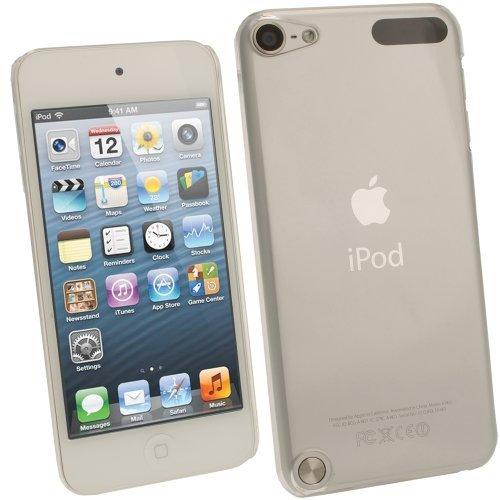 igadgitz U2371 Klar Tasche Hülle Schutzhülle Etui für Apple iPod Touch 6. Generation (Juli 2015) & 5. Generation (2012-2015) - Klar