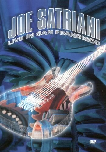 Satriani Joe - Live in San Francisco