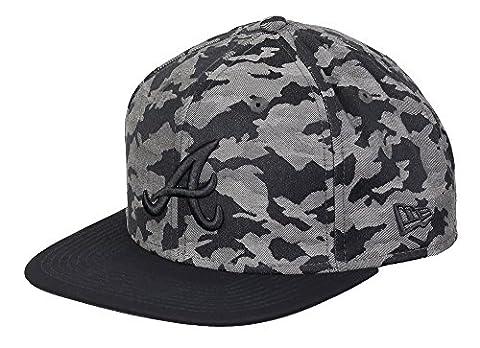 New Era 9FIFTY Camo Snap Atlanta Braves Cap - Med/Lge (56.8 cm - 61.5 cm)