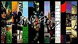 - Pink Floyd - Quadro Dipinto A Mano - Painting/Bild - (Formato 80 x 40 cm)