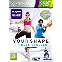 Your shape : fitness evolved 2011 - classics relaunch (jeu Kinect)
