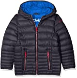 CMP Jungen Thinsulate Jacke, Antracite/Royal, 128