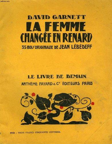 La femme change en renard