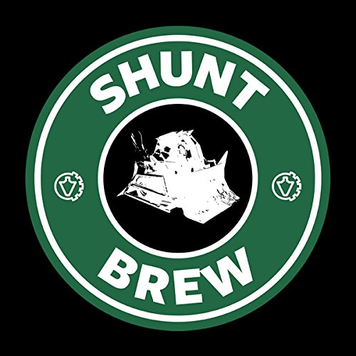 Robot Wars Shunt Brew Starbucks Men's Vest Black