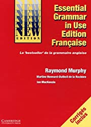 Essential Grammar in Use/Grammaire de Base de la Langue Anglaise
