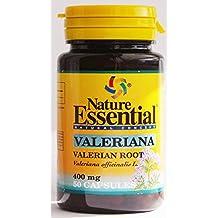 Nature Essential Valeriana - 50 Cápsulas