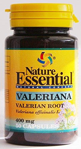 VALERIANA 400 mg 50 cápsulas