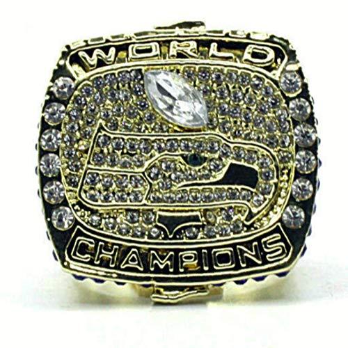 WONS Ringe Sport Fans Sammlung Ring Herren Hoch Qualität Legierung Ring Champion Ring Mode Dekoration/Bild/Nummer 9