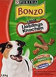 Bonzo Lieblings-Knochen klein 1.5 kg Hundekuchen Hundesnack Leckerlie Belohnung