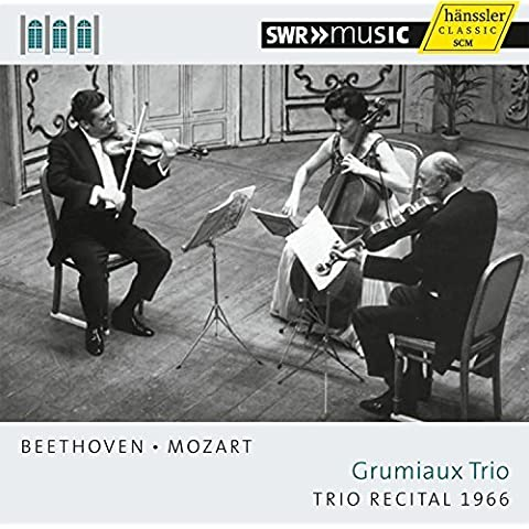 Grumiaux Trio - Trio Recital 1966 by Eva Czako, Arthur Grumiaux, Georges Janzer (2015-05-12)