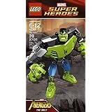 LEGO DC Comics Super Heroes The Hulk - figuras de construcción (LEGO, Multicolor)
