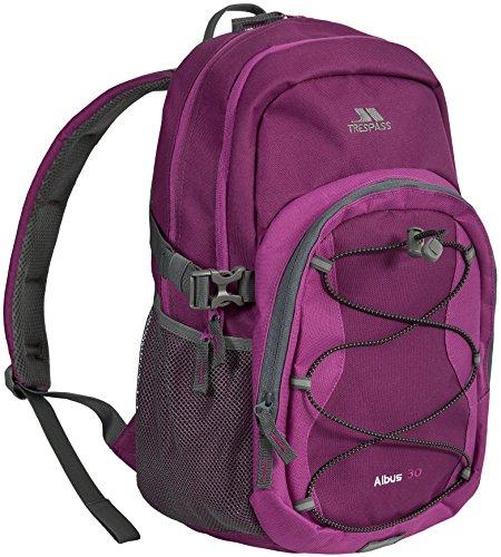 trespass-albus-backpack-grape-wine-30-l