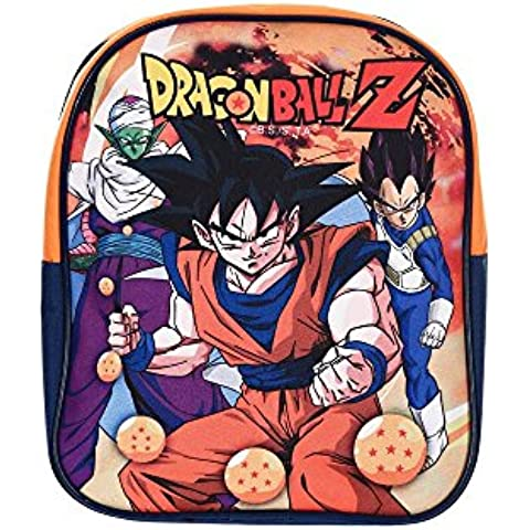 Kids Euroswan - Dragon Ball DB16394 Mini Backpack 24x10x10 cm.