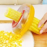 Isabella Corn Remover Kitchen Tool With Steel Blades Corn Peeler Corn Remover