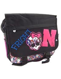 Monster High [K5471] - Sac bandoulière 'Monster High' noir rose