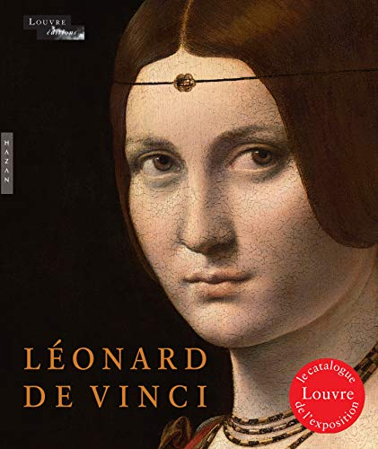 Léonard de Vinci (catalogue officiel de l'exposition) par Vincent Delieuvin
