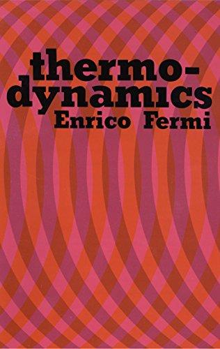 Thermodynamics (Dover Books on Physics) (English Edition) por Enrico Fermi