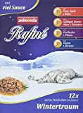 Animonda Rafine Wintertraum Mixpack, 4er Pack (4 x 1200 g)