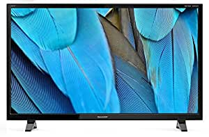 SHARP LC-32CHE4042E 81 cm (32 Zoll) Fernseher (HD Ready, Active Motion 100, DVB-T/T2/C/S2, H.265 HEVC)